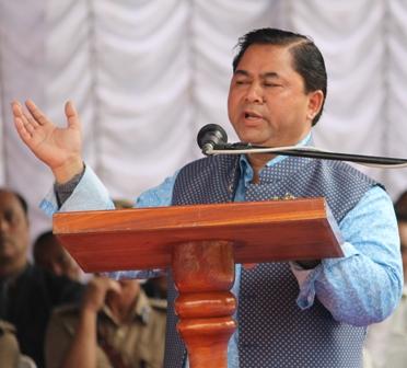 Ngi don ia u Chief Minister ba trei kam, lah ban plie ia ka surok mynta ka sngi: Process
